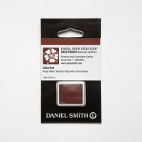 Aquarellfarben Daniel Smith Extra Fine Art Watercolors Halbe Näpfe Indian Red ½ Napf