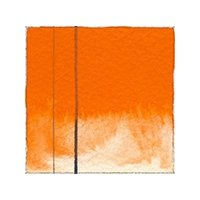 Aquarellfarben Golden QoR Künstler Cadmium Orange (PO20)