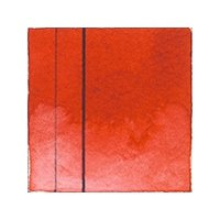 Aquarellfarben Golden QoR Künstler Quinacridone Red Light (PR207)