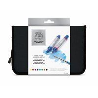 Aquarellfarben Winsor & Newton Water Colour Marker & Wallet Set