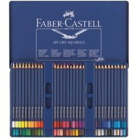 Aquarellfarbstifte Faber Castell – Aquarellfarbstift ART GRIP AQUARELLE Sets