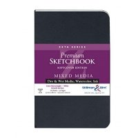 Aquarellpapier Stillman & Birn Zeta Serie Softcover