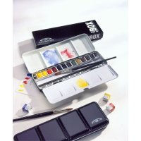 Aquarellsets Winsor & Newton Black Box