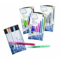 Kalligraphie Derwent GRAPHIK Line Painter Sets